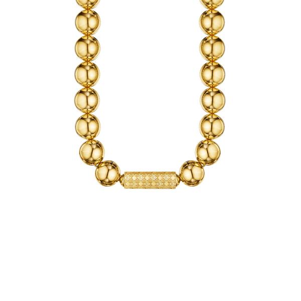 MANLUU Maxi Bead Necklace