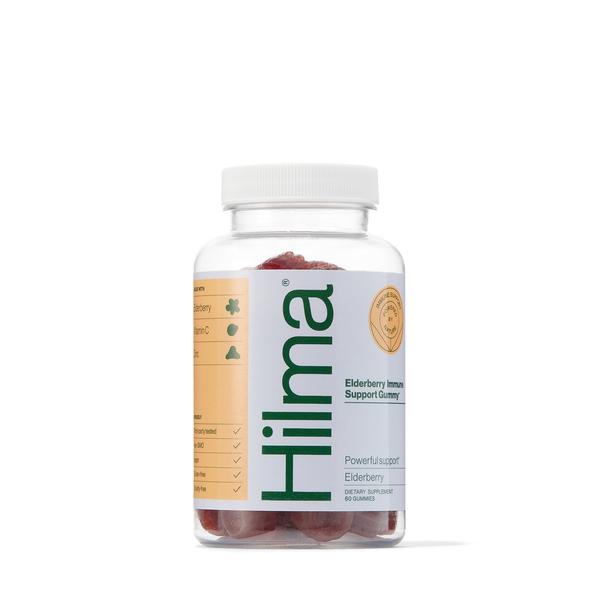 Hilma Elderberry Immunity Gummies