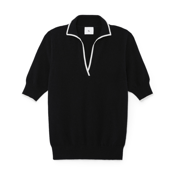 G. Label Hoeg Tipped Polo