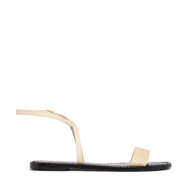 AMANU Black-Soled Sandals