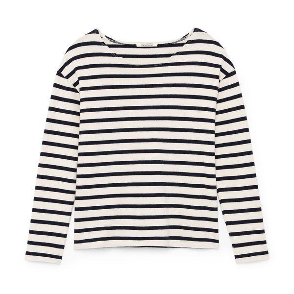Nili Lotan Arlette Long-Sleeve Shirt