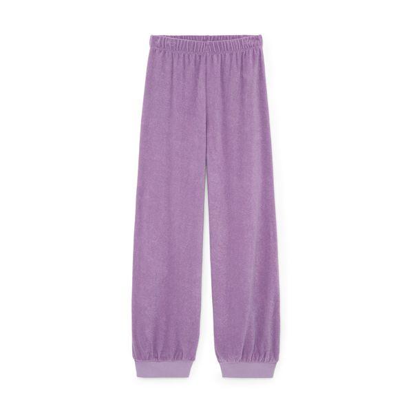 SUZIE KONDI Beach Terry High-Waist Harem Pants