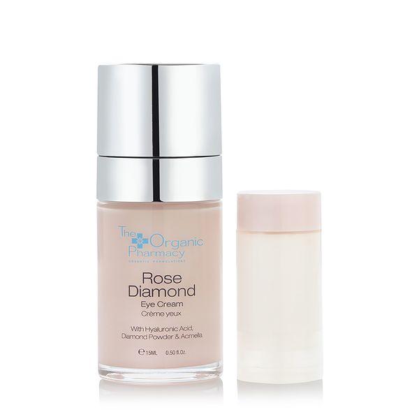 The Organic Pharmacy Rose Diamond Eye Cream Refill