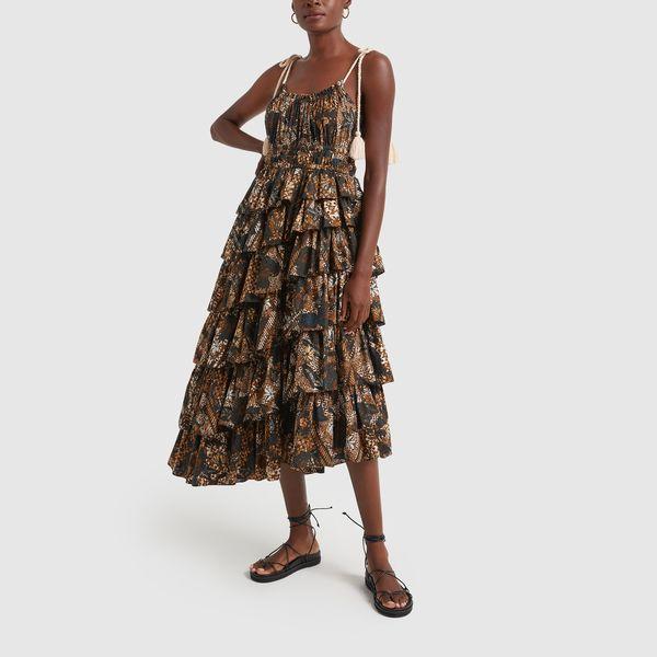 ULLA JOHNSON Estela Dress