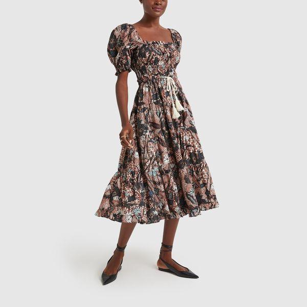 ULLA JOHNSON Iliana Dress