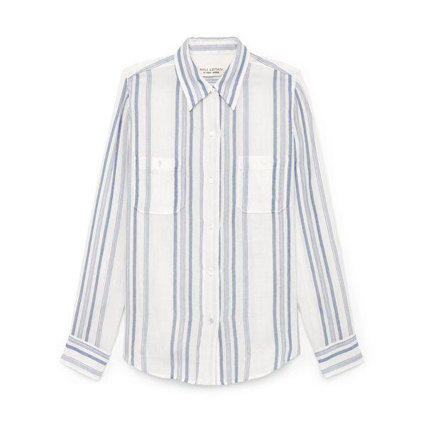 Nili Lotan Kaya Shirt
