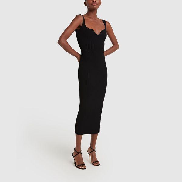 KHAITE Nina Dress