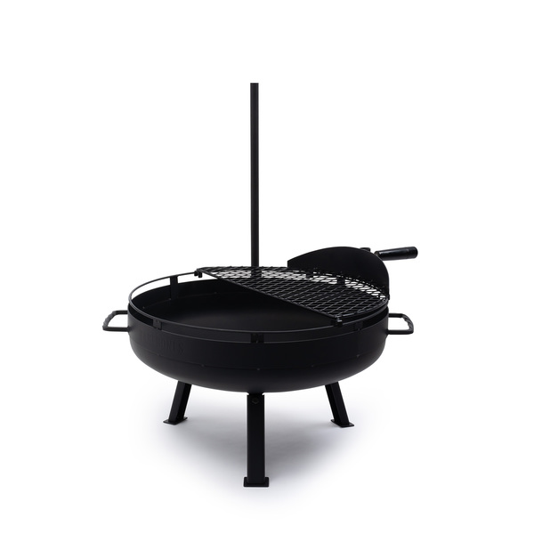 BAREBONES LIVING Portable Fire Pit & Grill