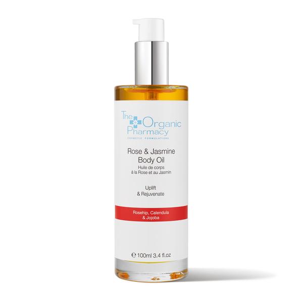 The Organic Pharmacy Rose & Jasmine Body Oil