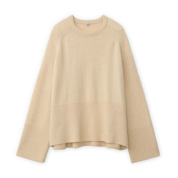 TOTEME Merino Camel Knit