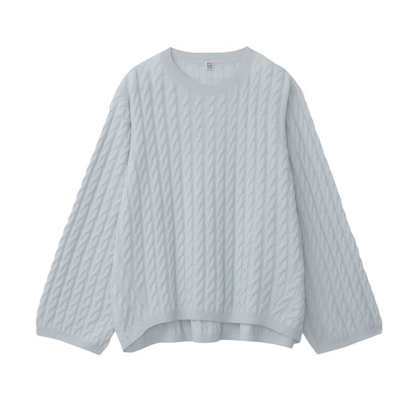 TOTEME Cashmere Cable-Knit