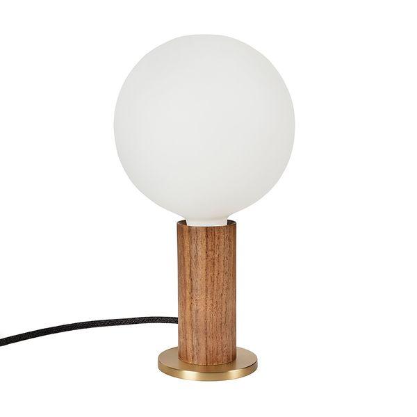 Tala Walnut Knuckle Table Lamp