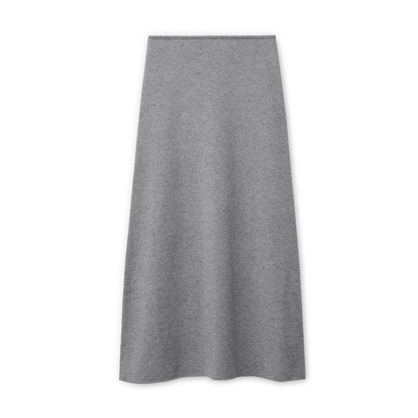 Toteme Cashmere Knit Skirt