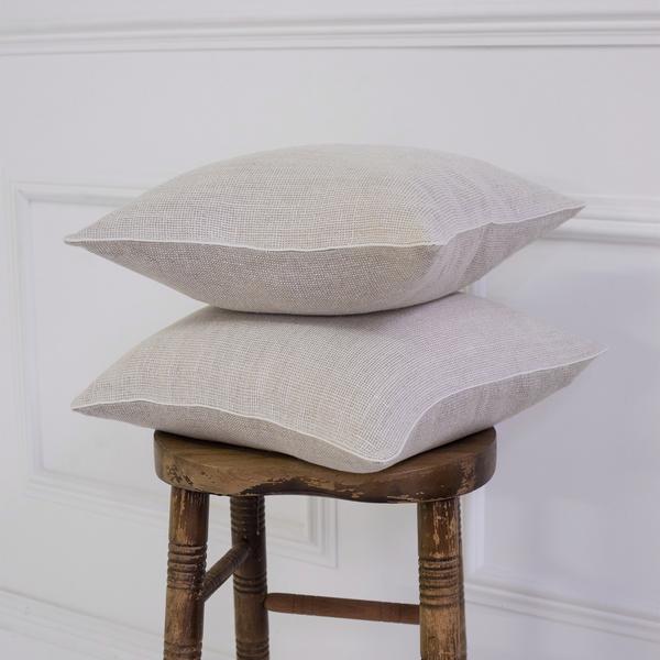 GAYLE WARWICK FINE LINEN Cape Cod Cushion Cover