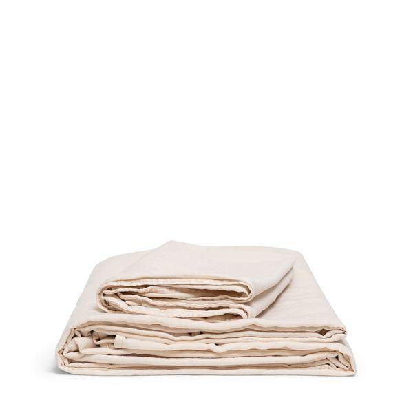 MORROW Organic Matte Sateen Sheet Set