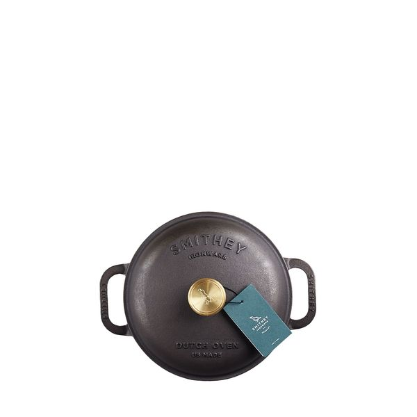 SMITHEY IRONWARE CO. 5.5 QT Dutch Oven