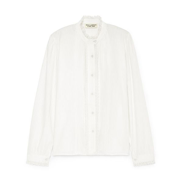 NILI LOTAN Thea Shirt