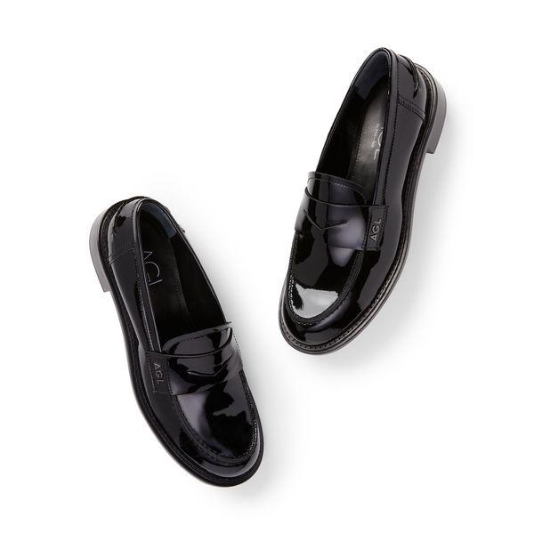AGL Saffron Loafers