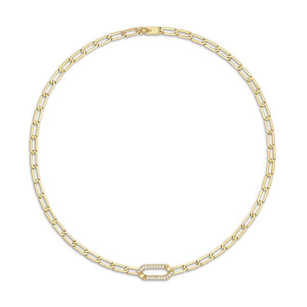 Prasi Fine Jewelry Mangueira Solo in Mini Fatto a Mano Chain
