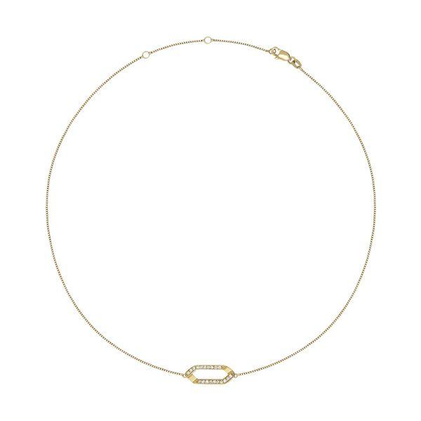 Prasi Fine Jewelry Mangueira Solo in Veneziana Chain