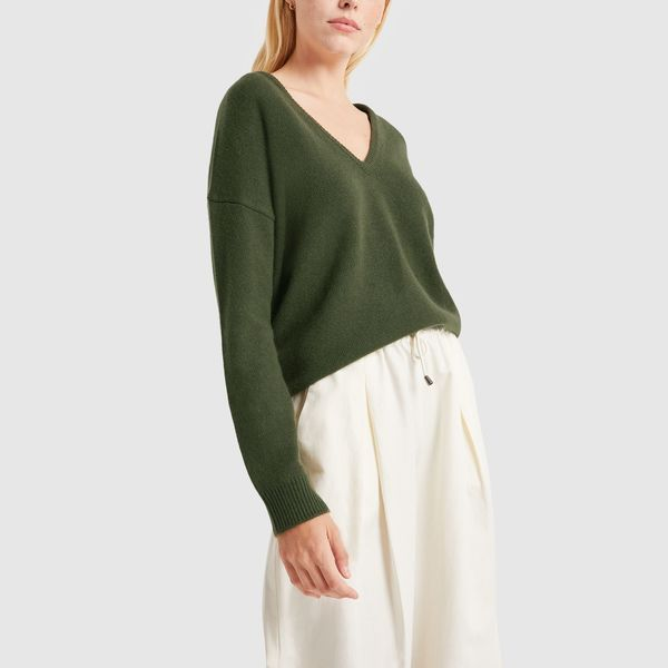CO V-Neck Sweater