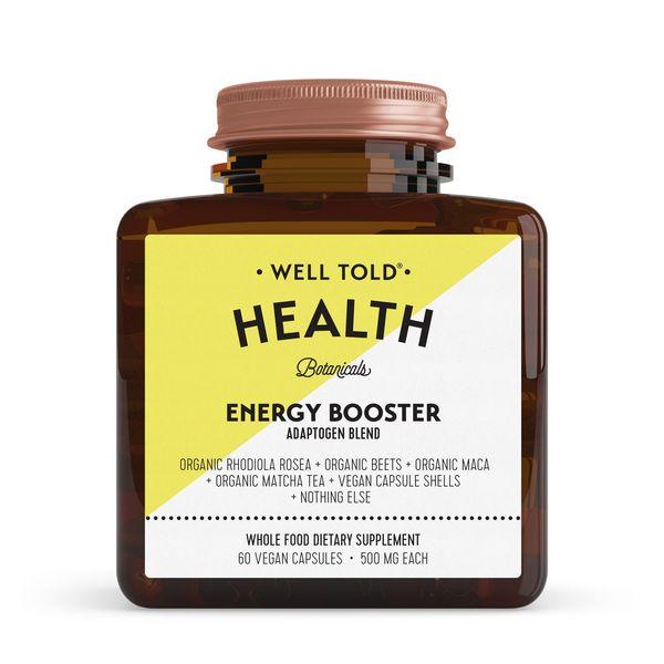 WELL TOLD HEALTH Energy Booster Adaptogen Blend