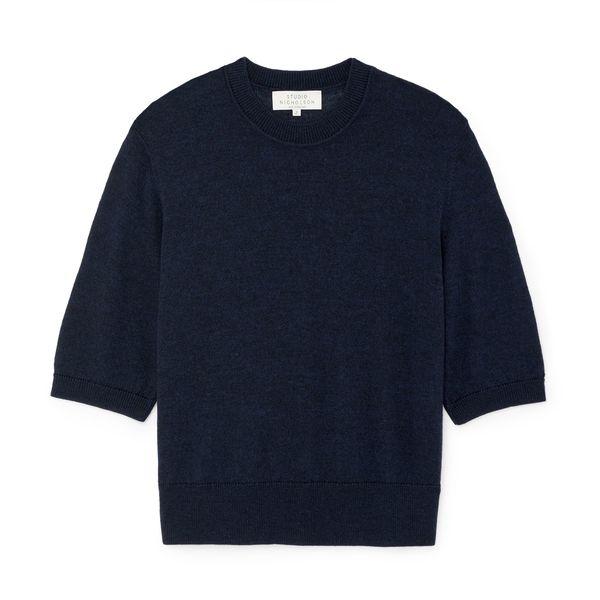 Studio Nicholson Merino Roll-Neck Sweater