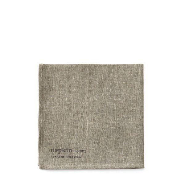 Fog Linen Linen Napkin