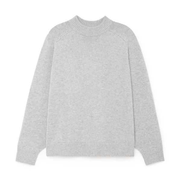TIBI Oversize Cashmere Pullover