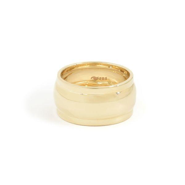 Bondeye Jewelry Golden Donut Cigar Band