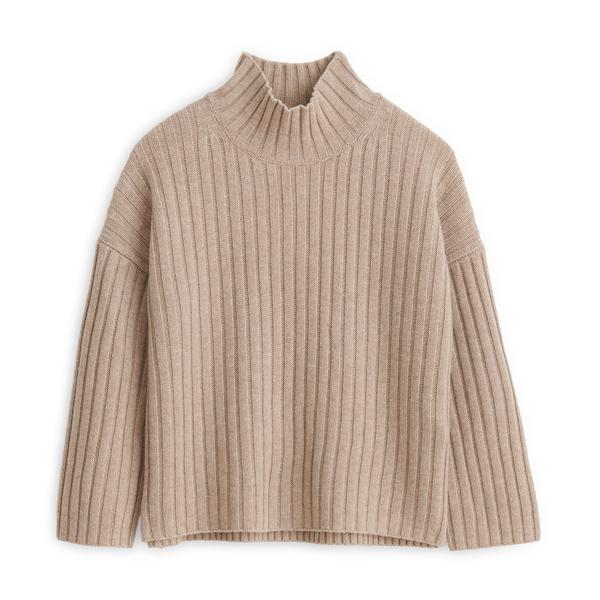 ALEX MILL Charley Rib Sweater