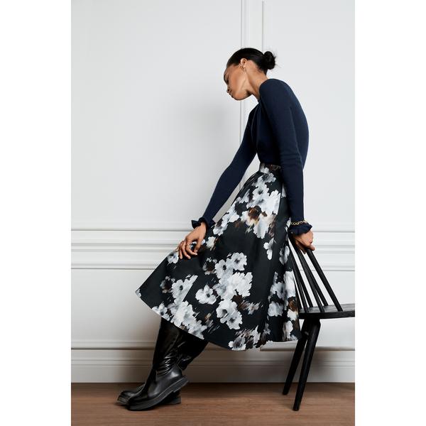 G. LABEL Rigby Circle Skirt