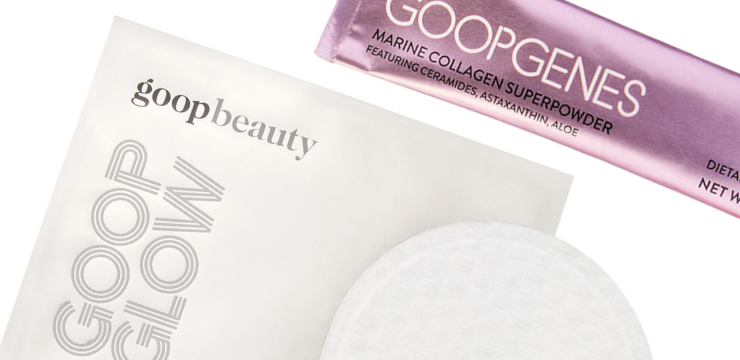 The goop Beauty and Wellness Sale